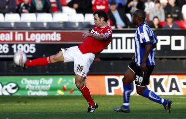 Charlton Athletic v Sheffield Wednesday npower Football League One