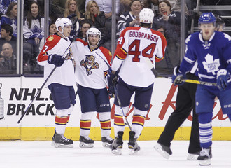 NHL: Florida Panthers at Toronto Maple Leafs