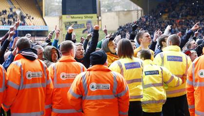 Wolverhampton Wanderers v Burnley - npower Football League Championship