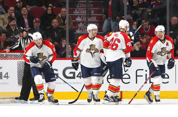 NHL: Florida Panthers at Montreal Canadiens