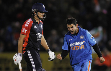 England v India Fifth One Day International