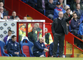 Crystal Palace v Aston Villa - Barclays Premier League