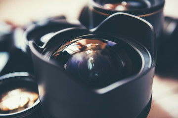 DSLR camera lenses and accesories