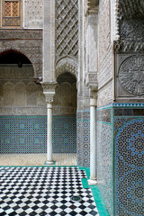 islamic school in fez