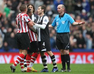 Newcastle United v Sunderland Barclays Premier League