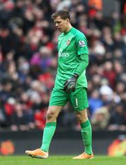 Liverpool v Arsenal - Barclays Premier League