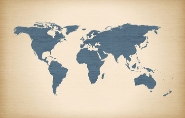 vintage world map, digital world map, hight tech map, futureristic world map
