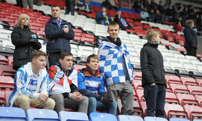 Wigan Athletic v Reading - Barclays Premier League