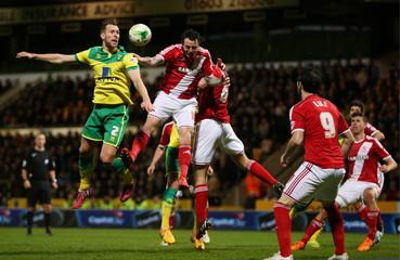 Norwich City v Middlesbrough - Sky Bet Football League Championship