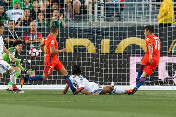 Soccer: 2016 Copa America Centenario-Mexico at Chile