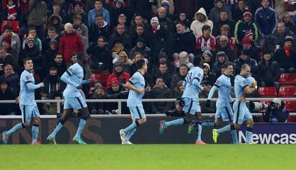 Sunderland v Manchester City - Barclays Premier League