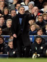Chelsea v Inter Milan UEFA Champions League Second Round Second Leg
