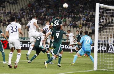 Panathinaikos v Tottenham Hotspur - UEFA Europa League Group J
