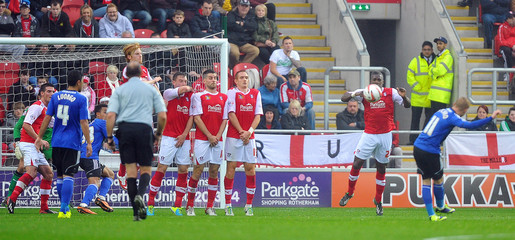 Rotherham United v Swindon Town - Sky Bet Football League One