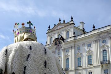 Erzbischöfliche Palais in Prag