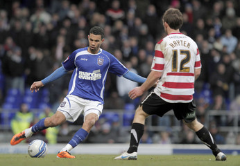 Ipswich Town v Doncaster Rovers npower Football League Championship