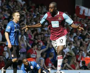West Ham United v Middlesbrough Barclays Premier League