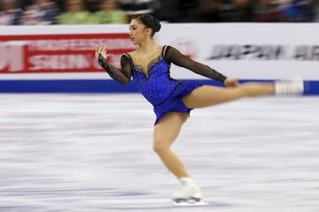 Figure Skating - ISU World Figure Skating Championships - Ladies Free Skate program - Boston, Massachusetts, United States