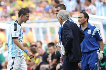 Argentina v Belgium - FIFA World Cup Brazil 2014 - Quarter Final