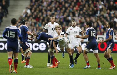 France v England - RBS Six Nations Championship 2014