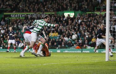 Celtic v Falkirk Clydesdale Bank Scottish Premier League