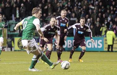 Hibernian v Heart of Midlothian - Scottish Premiership
