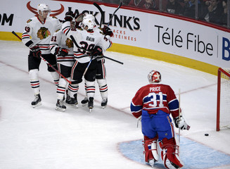 NHL: Preseason-Chicago Blackhawks at Montreal Canadiens