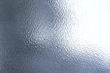Glass texture as background