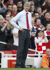 Arsenal v Tottenham Hotspur Barclays Premier League
