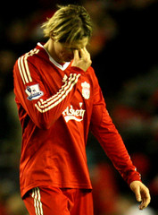 Liverpool v Arsenal Barclays Premier League