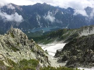 Idyllic View Of Rocky Mountains