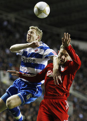 Reading v Liverpool FA Cup Third Round