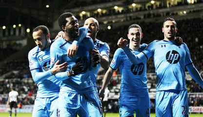 Newcastle United v Tottenham Hotspur - Barclays Premier League