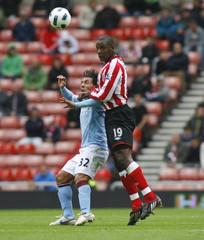Sunderland v Manchester City Barclays Premier League
