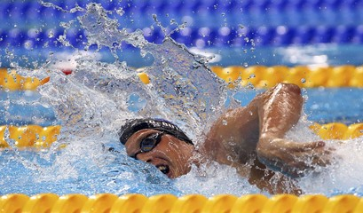 Swimming - Men's 400m Freestyle - Heats