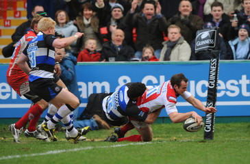 Gloucester Rugby v Bath Rugby Guinness Premiership