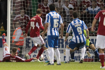 Swindon Town v Brighton & Hove Albion - Capital One Cup First Round