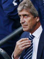 Manchester City v Swansea City - Barclays Premier League