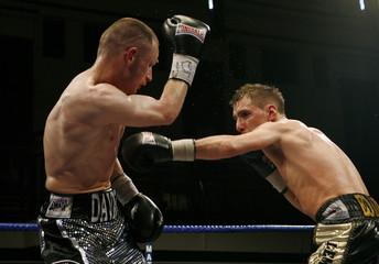 Matthew Edmonds v Gary Davies British Bantamweight Title