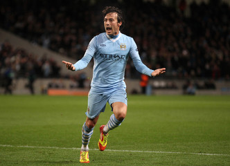 Manchester City v Bayern Munich UEFA Champions League Group Stage Matchday Six Group A