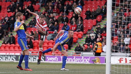 Doncaster Rovers v Swindon Town - npower Football League One