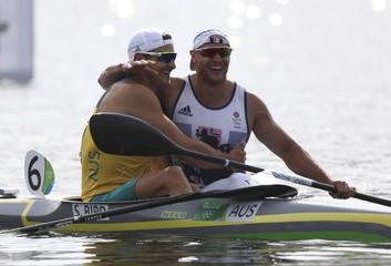 Canoe Sprint - Men's Kayak Single (K1) 200m - Final A