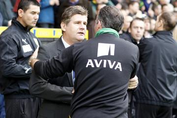 Norwich City v Burnley npower Football League Championship