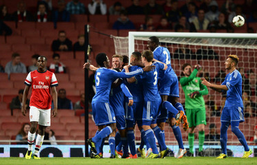Arsenal v Chelsea - FA Youth Cup Semi Final Second Leg