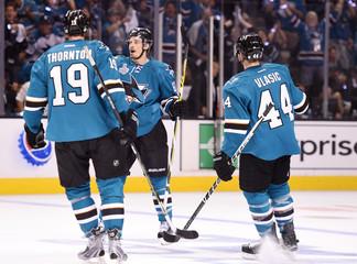 NHL: Stanley Cup Final-Pittsburgh Penguins at San Jose Sharks