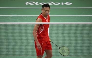 Badminton - Men's Singles Group Play