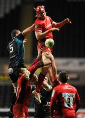 Neath-Swansea Ospreys v Saracens Heineken European Cup Pool Five