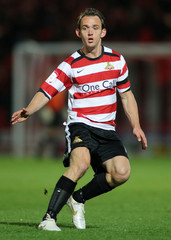 Doncaster Rovers v Middlesbrough npower Football League Championship