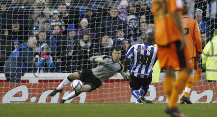 Sheffield Wednesday v Hereford United FA Cup Fourth Round