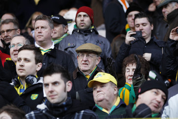 Norwich City v Luton Town - FA Cup Fourth Round
